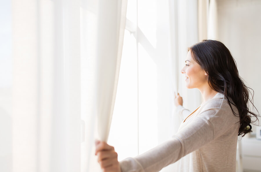 Zavesa i PVC prozori