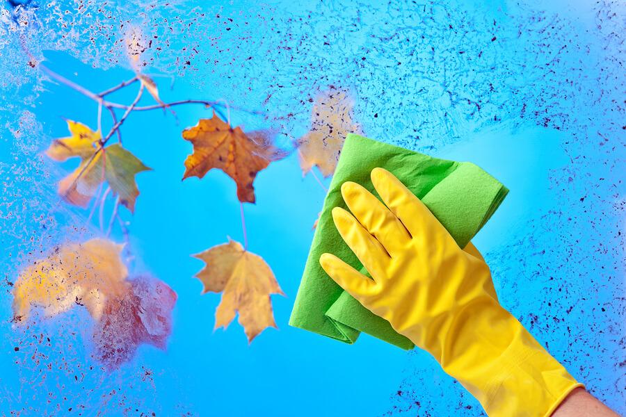 Jesenje održavanje PVC stolarije